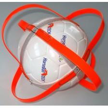 Horse-Ball Training Ball - Orange - On Discount !