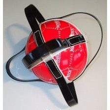 Horse-Ball Training Ball - Black - On Discount !
