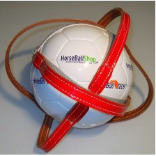 "Horse-Ball Competition ball  ""Ponte De Lima"" - World Cup Edition Red"