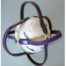 Horse-Ball Competition ball Purple - On Discount !