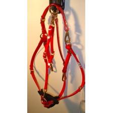 Martingale da Caccia HorseBallTech in BioThane® - Rosso