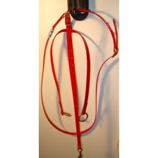 Martingale HorseBallTech made of BioThane® - Red