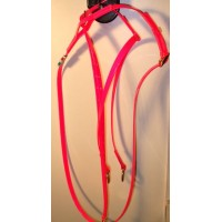 Martingale HorseBallTech made of BioThane® - Pink