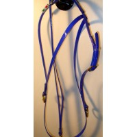 Martingale HorseBallTech made of BioThane® - Dark Blue