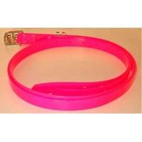 Stirrups Leather HorseBallTech made of BioThane® - Pink