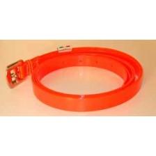 Stirrups Leather HorseBallTech made of BioThane® - Red