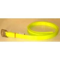 Stirrups Leather HorseBallTech made of BioThane® - Yellow