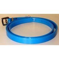 Etrivières HorseBallTech réalisées en BioThane® - Bleu