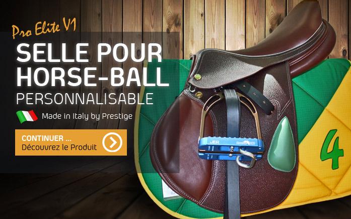 Selles de Horse-Ball
