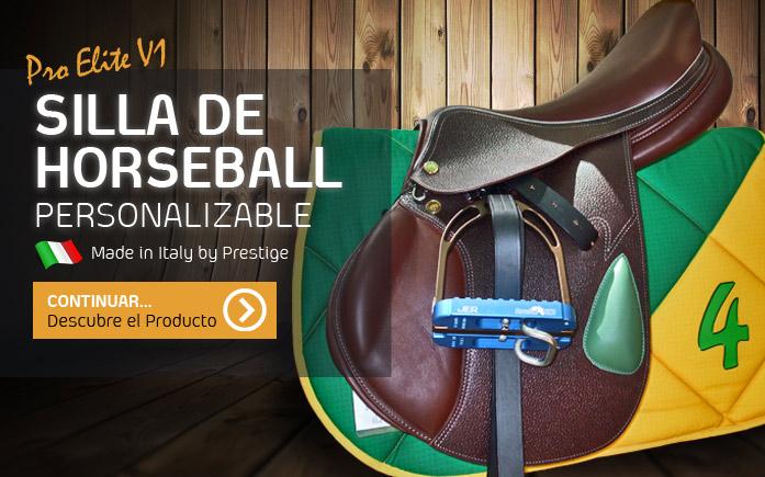 Sillas de montar para Horseball