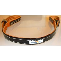 Pick-up Strap in Leather and BioThane. Collecting Girth - Adult 80 cm - On Discount !