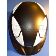 Horse-Ball Helmet LAS - Mod Aries 101 - V2 - Matte Black - On Discount !