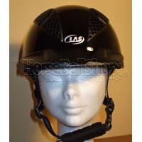 Horse-Ball Helmet LAS - Mod Aries 101 - black - END OF SERIE !