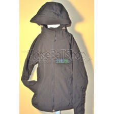 Softshell jacket with embroidered heart side included!
