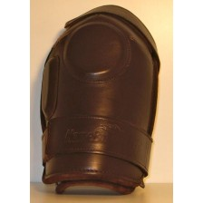Knee Pads HorseBallTech in leather - Made in Argentina