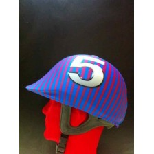 Cover-Cap customized for horseball, Pony Games, Mounted Games, Polo