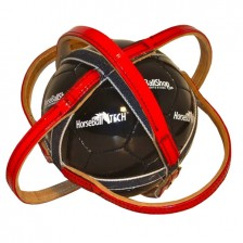Complete Horse-Ball Ball in Leather & BioThane