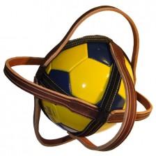 Complete Horse-Ball Ball in Leather