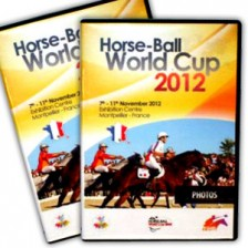 DVD with pictures of the II FIHB World Cup - Montpellier 2012