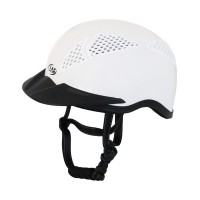 Horse-Ball Helmet LAS - Mod Aries 101 V2 - white