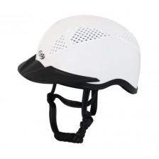 Horse-Ball Helmet LAS - Mod Aries 101 V2 - white - On Discount !