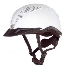 Horse-Ball Helmet - Mod LAS Aries 101 - White - END OF SERIE !